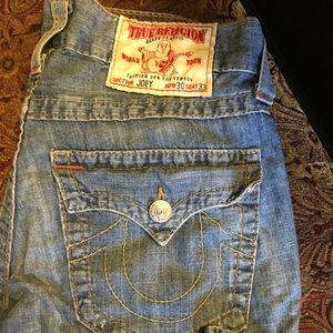 *Authentic* True Religion woman Jeans 33x30
